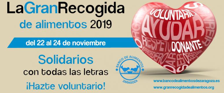 GRAN RECOGIDA 2019